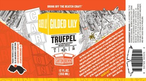 Carton Brewing Co. Gilded Lily
