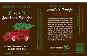 Laurelwood Brewing Co. Santa's Woody