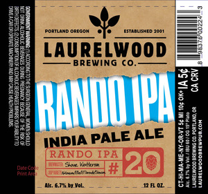 Laurelwood Brewing Co. Rando