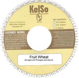 Kelso Fruit Wheat