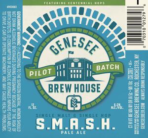 S.m.a.s.h. Pale Ale Featuring Centennial Hops