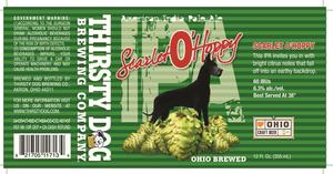 Thirsty Dog Brewing Co Scarlet O'hoppy