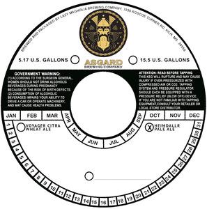 Asgard Brewing Company Heimdaller