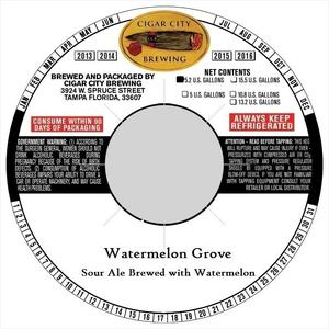 Watermelon Grove Watermelon Grove