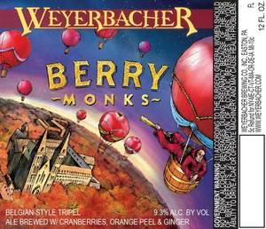 Weyerbacher Berry Monks
