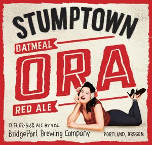 Stumptown Oatmeal Red Ale