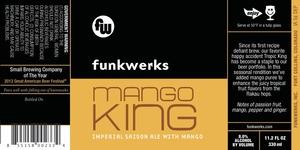 Funkwerks, Inc. Mango King
