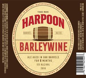Harpoon Barleywine