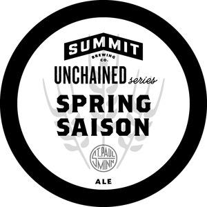 Summit Brewing Company Spring Saison