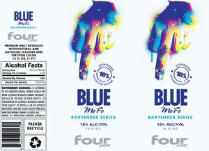Four Loko Blue Mofo