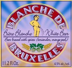 Blanche De Bruxelles Biere Blanche