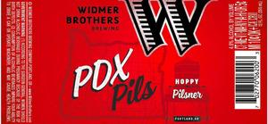 Widmer Brothers Brewing Co. Pdx Pils