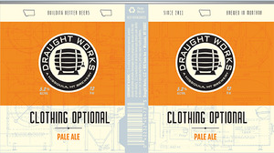 Draught Works Clothing Optional Pale Ale