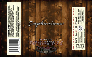 Rochester Mills Euphorious Ale