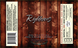 Rochester Mills Righteous Ale