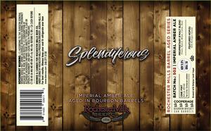 Rochester Mills Splendiferous Ale