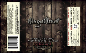 Rochester Mills Magnificent Ale