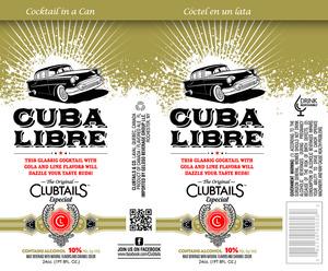 Clubtails Cuba Libre