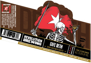 Revolution Brewing Cafe Deth