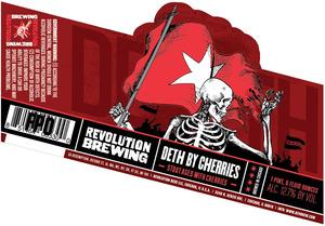 Revolution Brewing Deth By Cherries
