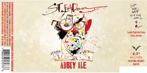 Flying Dog St. Eadman Abbey Ale