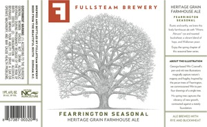 Fullsteam Brewery Fearrington Seasonal Heritage Grain Farm