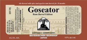 Bayerischer Bahnhof Goseator