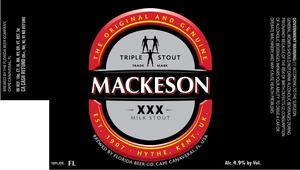 """Mackeson Triple X """"xxx"""""""