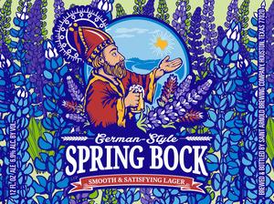 Saint Arnold Brewing Company Spring Bock
