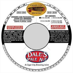 Dale's Pale Ale Dale's Pale Ale