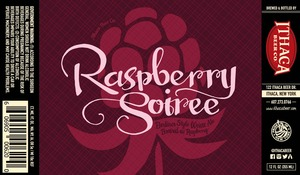 Ithaca Beer Company Raspberry Soiree