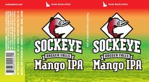 Sockeye Dagger Falls Mango IPA