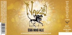 Flying Dog Naughty Egg Nog Ale