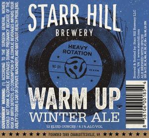 Starr Hill Warm Up