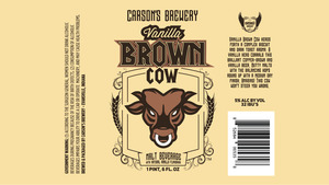 Carson's Brewery Vanilla Brown Cow