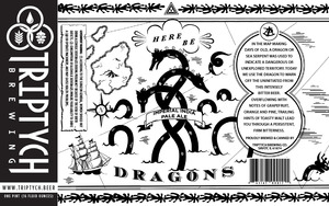 Triptych Brewing Here Be Dragons