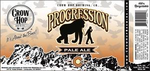 Progression Pale Ale