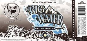 Big Water Nut Brown Ale