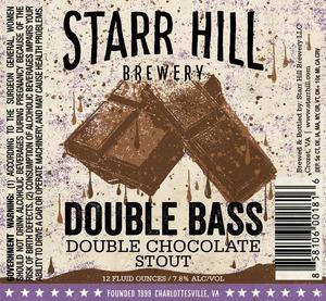 Starr Hill Double Bass