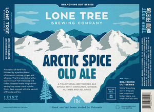 Lone Tree Brewing Company Arctic Spice Old Ale