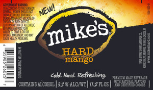 Mike's Hard Mango