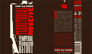 Territorial Reserve Imperial Stout