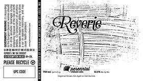 Perennial Artisan Ales Reverie