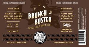 Fargo Brewing Company Brunch Buster