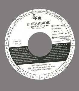 Breakside Brewery Smoked Porter