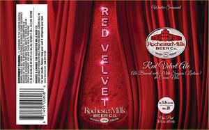 Rochester Mills Red Velvet Ale