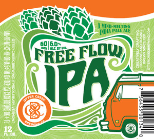 Otter Creek Brewing Free Flow IPA