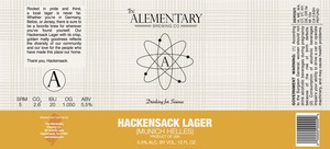 Image result for alementary hackensack lager