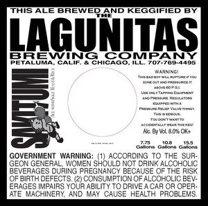 The Lagunitas Brewing Company Sakitumi