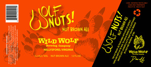 Wild Wolf Brewing Company Wolf Nuts!